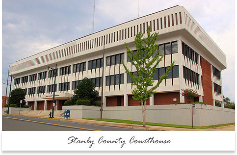 Stanly County Nc